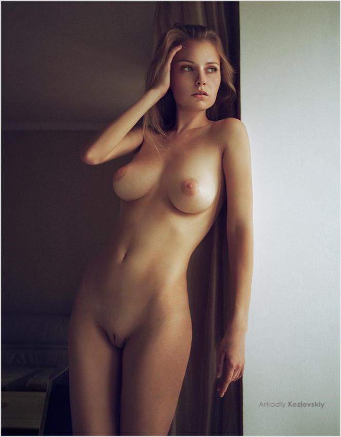 Фото красивых стройных голых женщин